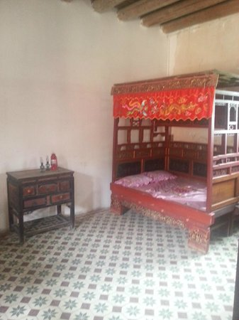 Chen Ci Hong Mansion: The bride room