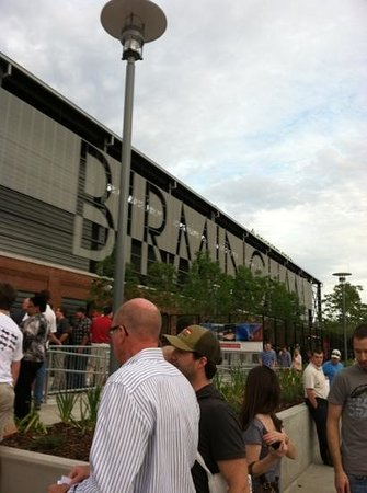 Birmingham Regions Field