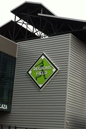 Regions Field: New Stadium