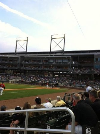 Regions Field: A gem in the city's south side