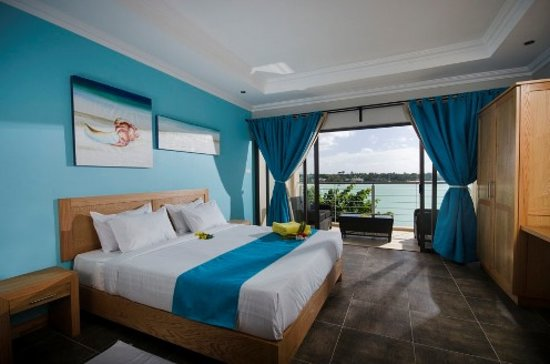 Residence Ticoco : Room
