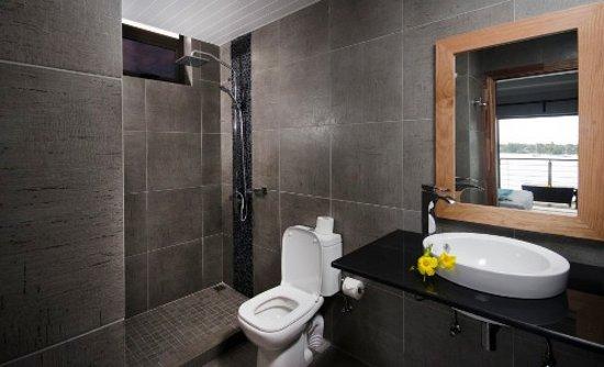 Residence Ticoco : Bathroom/Toilet