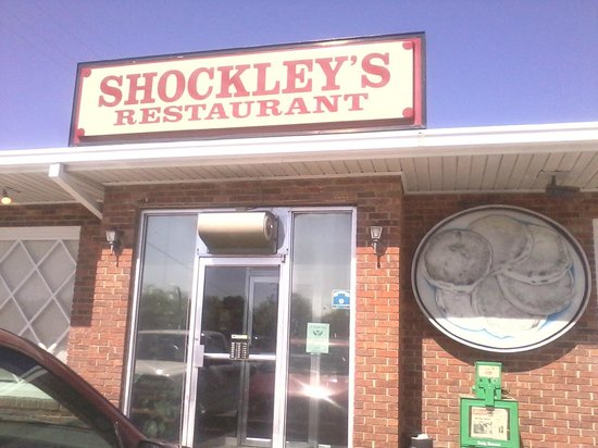 Shockley's: front of restaurant