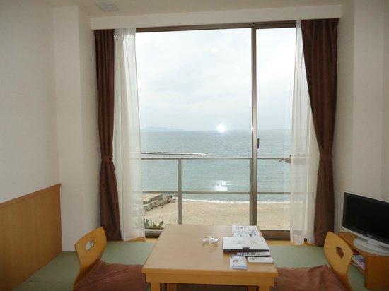 Bayside Square Kaike Hotel: 日本海