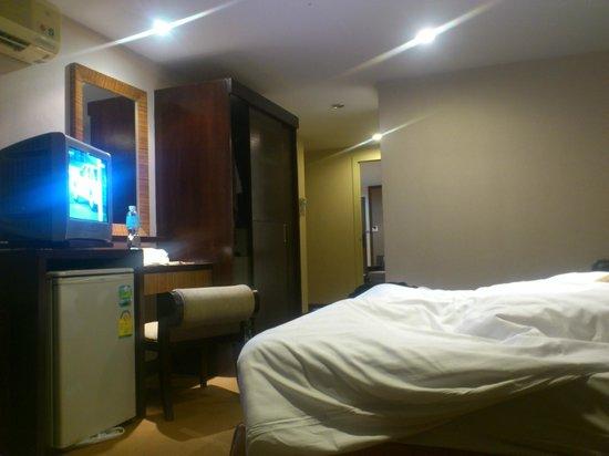 Unico Express Hotel: deluxe room