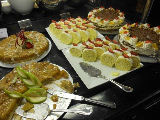 Sofitel Taba Heights : Puddings