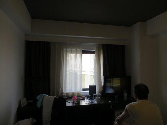 ไดวะ รอยเน็ต โฮเต็ล โยโกฮาม่า โคเอน: room