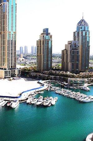 Grosvenor House Dubai: right side room view