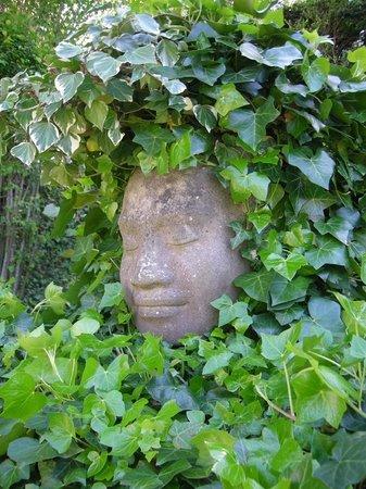 Chambre d'Hote Le Theron: garden