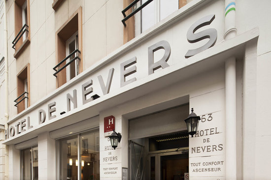 Hotel de Nevers Paris 11e