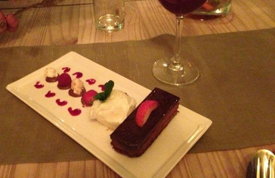 Hallies: the fantastic chocolate brownie