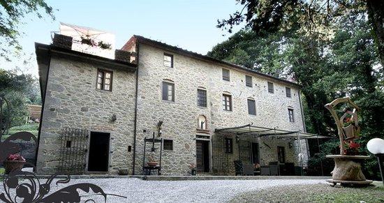 Casa Vacanze Il Frantoio: Un' ambiente ricco di fascino con i suoi due torrenti che l'abbracciano che lo rendono unico.