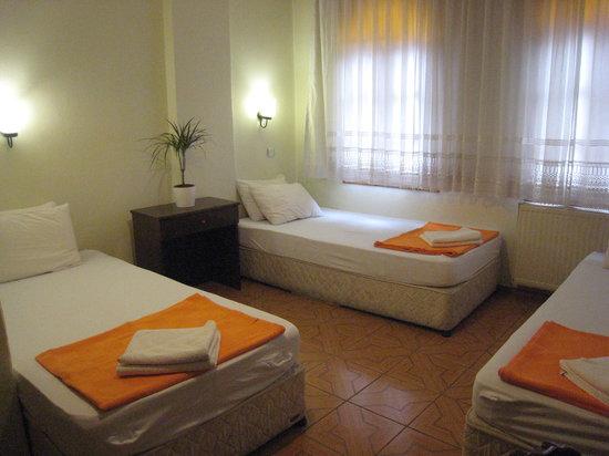 Paris Hotel : Triple Room