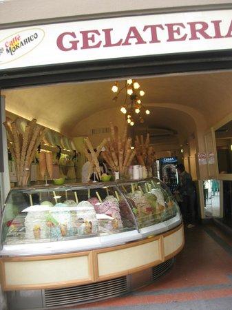 Caffetteria Tavola calda Letizia: Letizia : alti i costi: price -:((