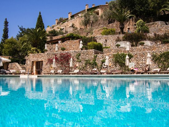 Belmond La Residencia Large Pool