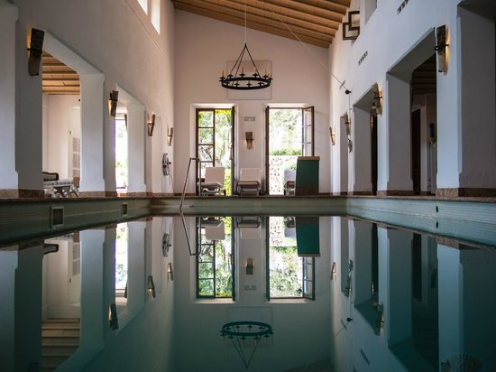 ‪‪Belmond La Residencia‬: Indoor pool‬