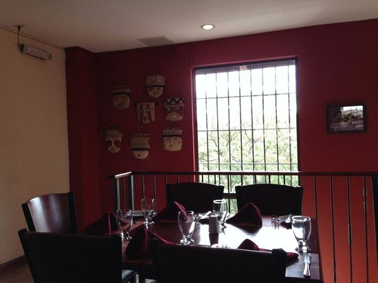 Chancay second floor