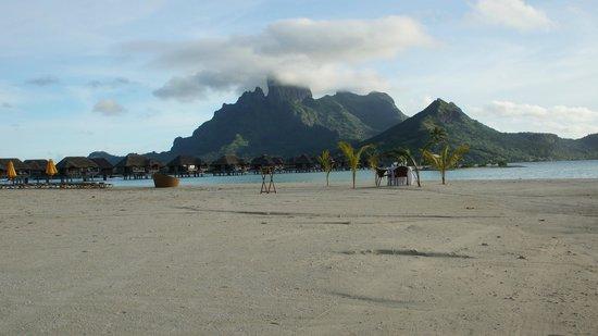 Four Seasons Resort Bora Bora: Romantic Private Dinner