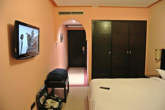 Hotel Almas: stanza