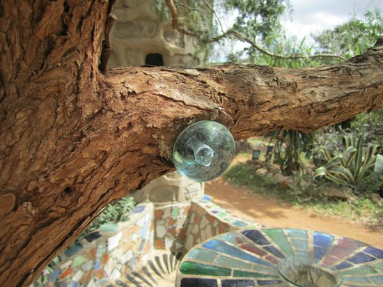 Anselm's Kitengela Hot Glass: tree piercing