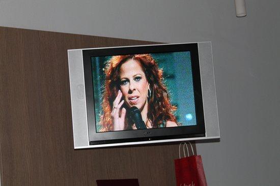 Mercure Magenta: Tv con canal español