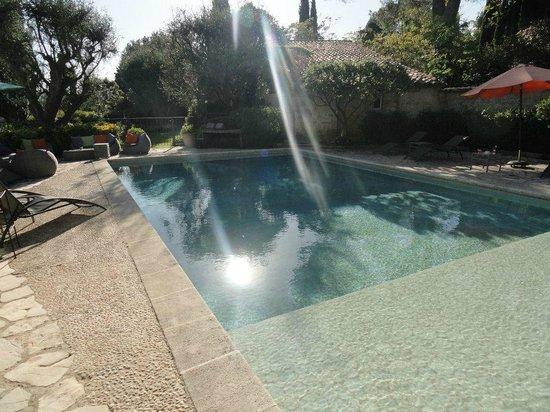 Manoir de l'Etang : piscine