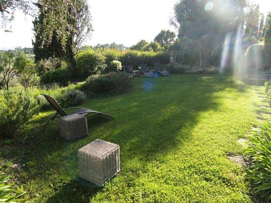 Manoir de l'Etang : jardins
