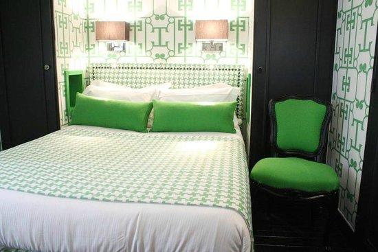 Hotel Monceau Elysees : ch1
