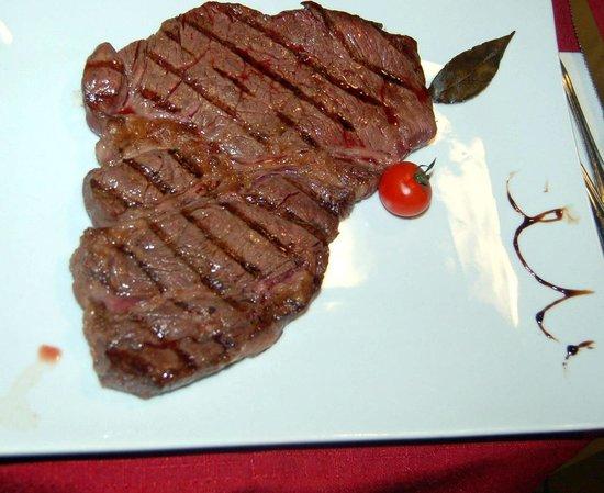 Il Terzo Tempo: Beef Americano