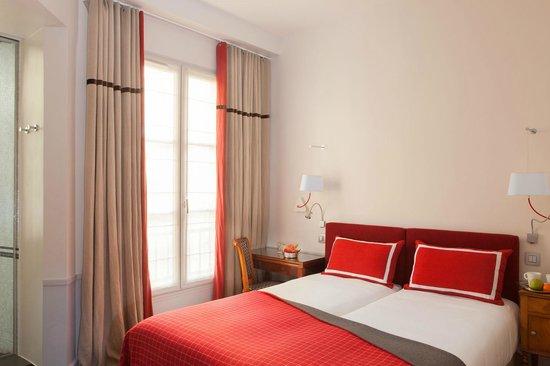 Hotel de la Place du Louvre - Esprit de France: Hotel de la Place du Louvre Paris - A club room