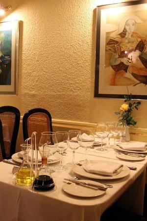 Bistrot BCN: Parte del restaurante