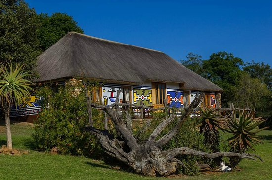 Addo Bush Palace Private Reserve: Kudu Lodge