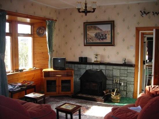Dunnet Head Self Catering and B&B: Lounge