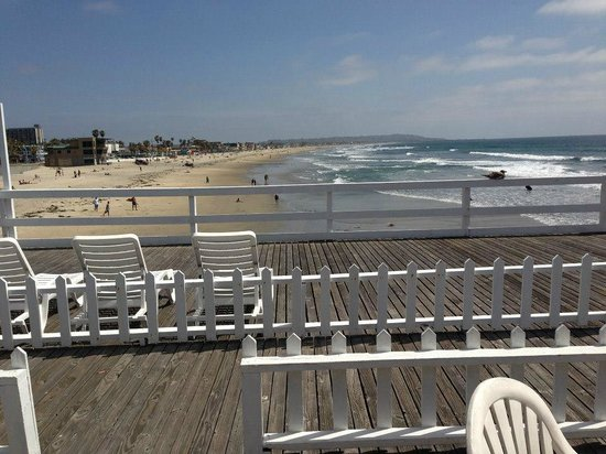 Crystal Pier Hotel Cottages Prices Reviews San