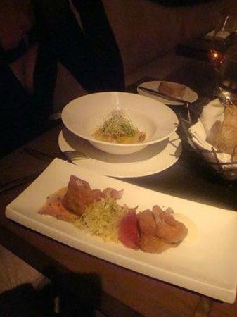 Gordon Ramsay at The London West Hollywood : Secondo