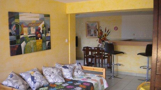 Domaine du Vieux Gaval : chambres familiale