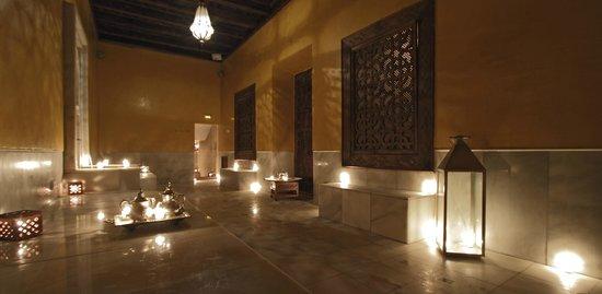 Aire de Sevilla: Sala de Relajación