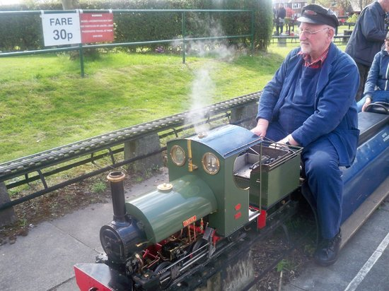 Urmston & District Model Engineering Society