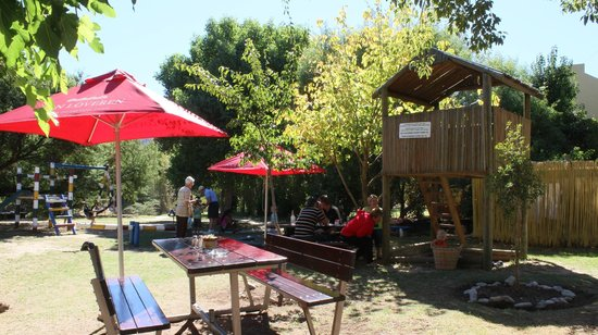 Die Kloof Padstal - Outdoors kids play area