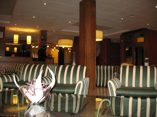 Hotel Boston: Im Bereich der Rezeption