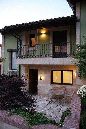 Apartamentos Turisticos Rurales Laboz: Fachada de Laboz