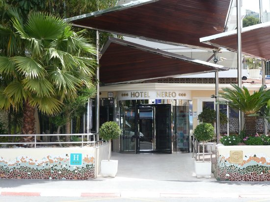 Servigroup Nereo: Hotel Entrance