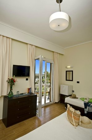 Hotel Sonia : Renovated double room