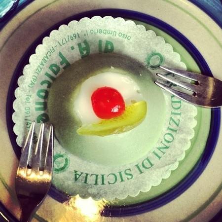 Il Terzo Girone: il dolcetto