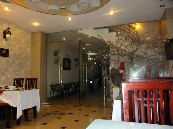 Wild Lotus Hotel: lobby