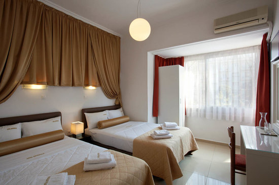 Hotel Metropolis : Family room