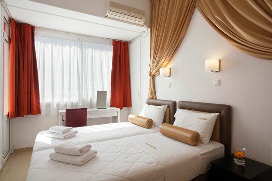 Hotel Metropolis : Standard Twin