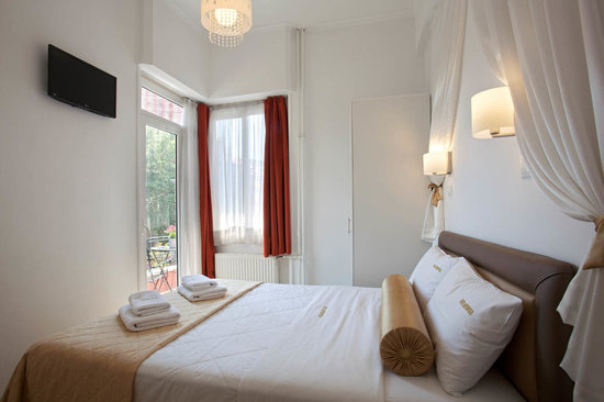 Hotel Metropolis: Single room