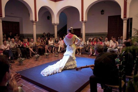 La Casa del Flamenco Auditorio Alcantara: Ana Morales