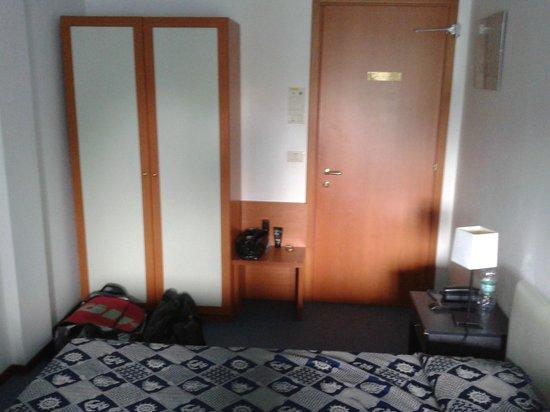 Hotel Alemagna: Zimmer